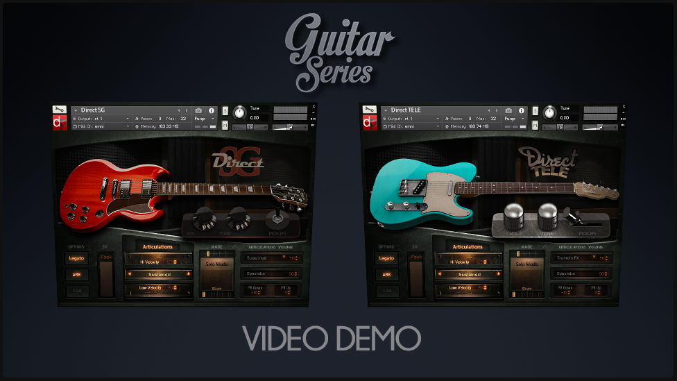 Funk DEMO – DirectSG and DirectTele